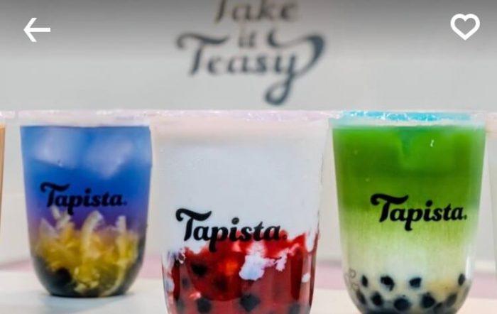 静岡UberEatsおすすめレストラン(TAPISTA)