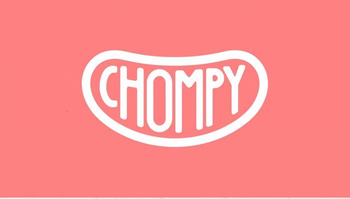 CHOMPYロゴ