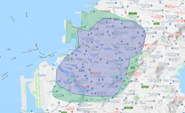 Uber Eats 那覇配達エリア拡大【210412】