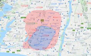 Uber Eats浜松配達エリア【拡大210325】