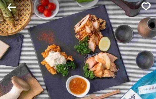 長野UberEatsおすすめレストラン(神州wasabi)