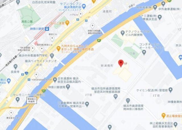 Foodpanda横浜サポートセンター(ライダー拠点)