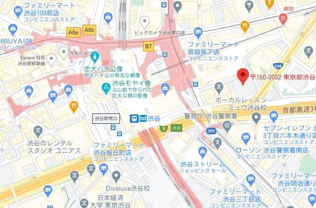 foodpanda東京ライダー拠点