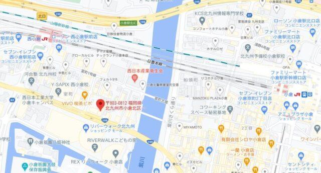 foodpanda北九州ライダー拠点(新)