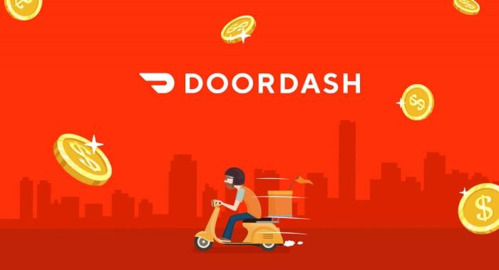 DoorDash給料