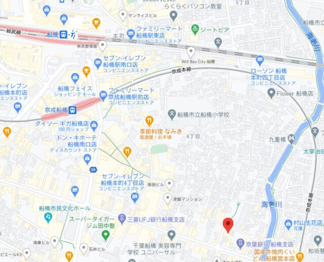 foodpanda船橋・千葉ライダー拠点