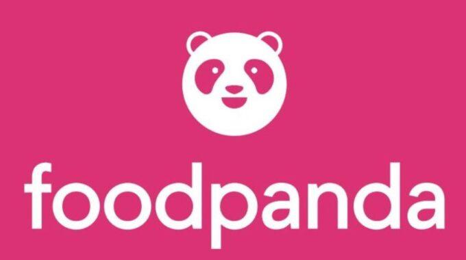 foodpandaロゴ