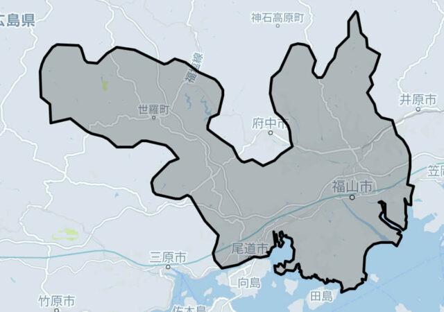 Uber Taxi広島県福山エリア