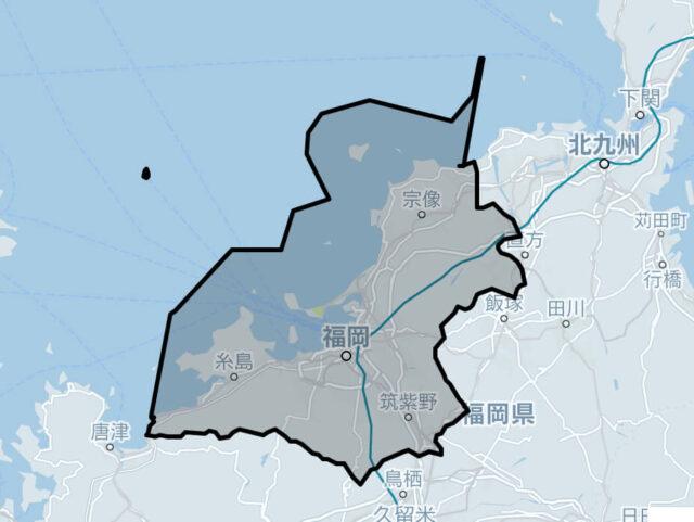 Uber Taxi福岡エリア
