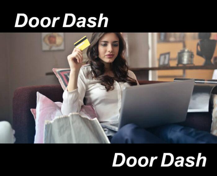 Doordash支払い方法
