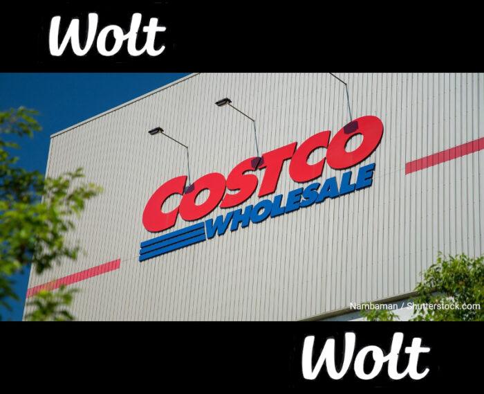 Wolt(ウォルト)×コストコ